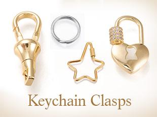 Keychain Clasps