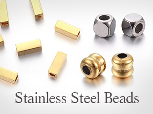 Stainless Steel Beads