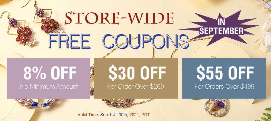 Free Coupons In September