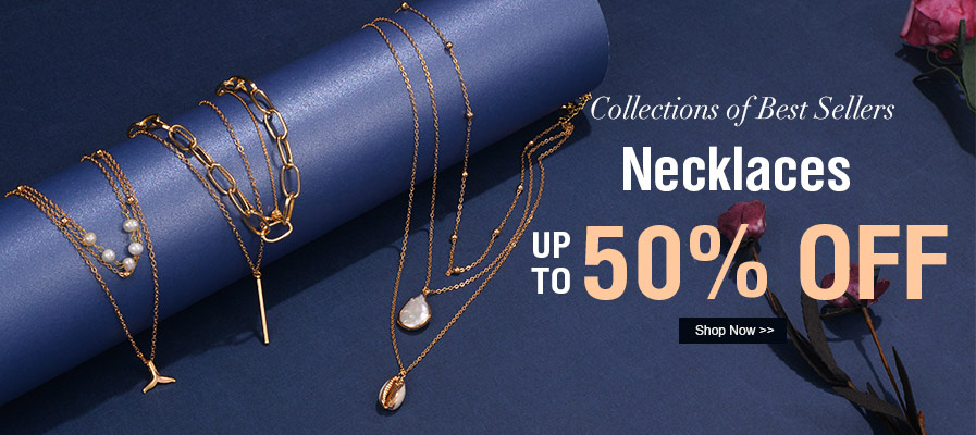 Collections of Best Sellers Necklace