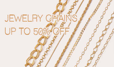 MAX 50% OFF Jewelry Chains