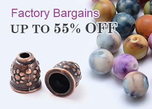 Factory Bargains Up To 55% OFF