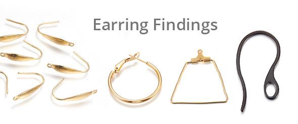 Earring Findings