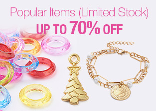 Popular Items (Limited Stock) UP TO 70% OFF