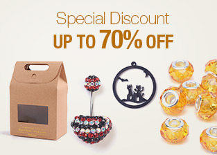 Special Discount UP TO 70% OFF