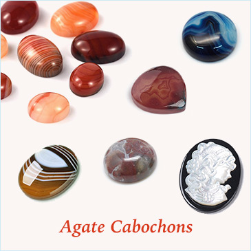 Agate Cabochons