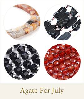 Agate For July