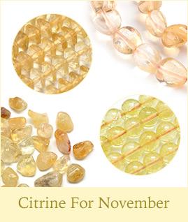 Citrine For November