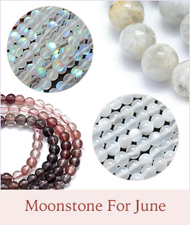 Moonstone For June