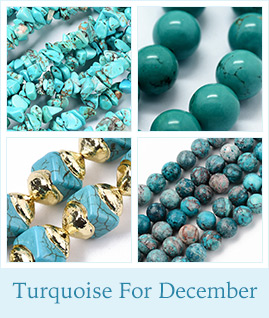 Turquoise For December