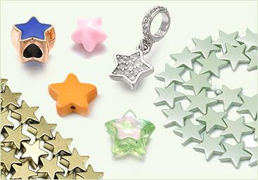 Star Jewelry Beads