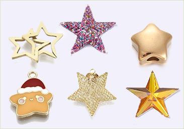 Star Jewelry Findings