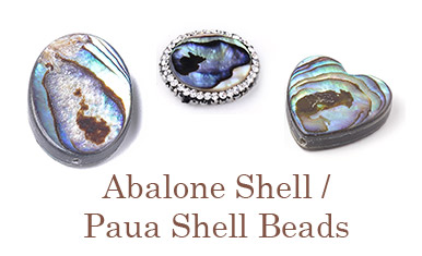 Abalone Shell/Paua Shell Beads