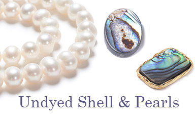 Undyed Shell & Pearls