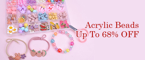 Acrylic Beads Up To 68% OFF