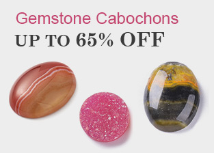 Gemstone Cabochons Up To 65% OFF